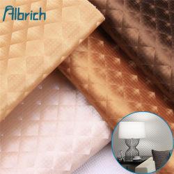 Arrot-Grain Semi-PU cabeceira de couro artificial decorativas couro suave Parede de fundo