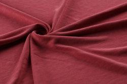 Modales Polyjersey mit festem versandetem strickendem Kleid-Gewebe