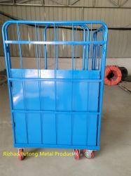 Chariot de la main de l'équipement logistique pliable
