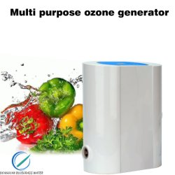 Очиститель воздуха для дома портативные озоногенератор очистки сточных вод машины Ozonizer Продовольственной