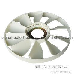 قطع غيار المحركات HOWO 640 قطع غيار مروحة المحرك الأصلية مع سعر الصين HOWO محرك مروحة Vg2600060446