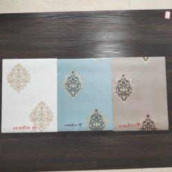 تصاميم شعبية بيع ساخنة قطع مقلدة من مادة PVC فيلم ديكور للأثاث / الحائط اللوحة / WPC