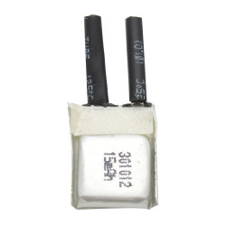 Rollstuhl der Energien-301012 15mAh mit Lithium-Batterie