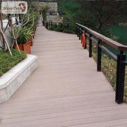 На Заводе Гуандун Композитный Пластик Открытый Древесины Зерна WPC Декорированных в Бассейн