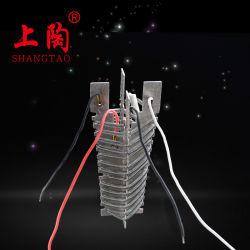 Instelbare Thermostat1600 W/1800 W/2000 W elektrische Mica-keramische verwarming