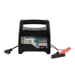 C1204L 2020 nouvelle conception 4A 6V/12V Portable plomb-acide automatique Chargeur de batterie de voiture avec la CE et RoHS