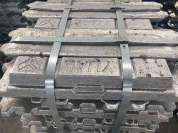 La fábrica de alta calidad de suministro de lingote de aleación de plomo-antimonio máquina de fundición
