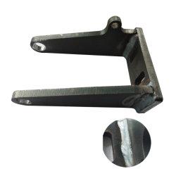 La Chine Custom TIG MIG Arc OEM laser CNC en tôle en acier au carbone en acier inoxydable aluminium Laser (spot de soudage automatique plein article de segment du robot produit)