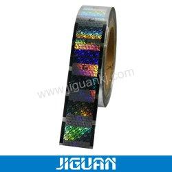 Arco-Íris Holográfica Laser grossista de película de Transferência de Calor