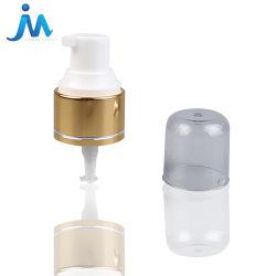 化粧品20/410のアルミニウム処置の小型ローションのクリームのハンドポンプ