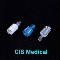 Pièces standards médicaux à utiliser pour le contrôle de flux de tuyau médical