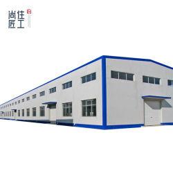 Metallrahmen-Aufbau-Rabatt-Stahl-Gebäude