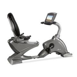 Велосипеде Recumnent спортзалом с источником питания функции в спортзал