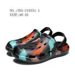 新しい設計 Eva のスリッパの滑り止めの人は靴をビーチガーデンをくっつく 靴( T05-210331-1 )