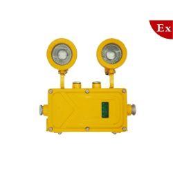 RC-Zfzd-E6w-Rfbj01 sistema di illuminazione antincendio di emergenza a LED a prova di esplosione 2x3 W.