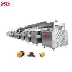 Biscuit mous et durs automatique Making Machine / Biscuit Making Machine avec four