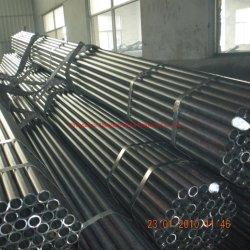 أنبوب محمل فولاذي من الصلب من نوع SAE أو AISI 52100 أو 40cr أو 100cr6 أو Gcr15 البارد المسحوب أو المدلفن البارد
