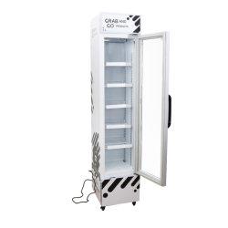 Супермаркет бутылка напиток поощрения стеклянные двери шкафа электроавтоматики охладителя дисплея