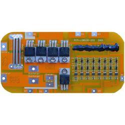 6s-8s C: 10A D: 35A PCM для СЭЗ 29.6V 32650/32700/Li-ion литий/ 25.6V4 LiFePO работа без подзарядки батарей размера L125*W62*T6мм (PCM-L08S30-202)