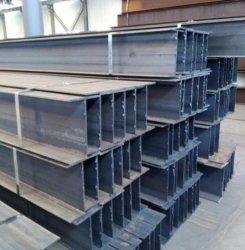 Tailles personnalisées soudés en acier au carbone à haute fréquence Q345b H Beam