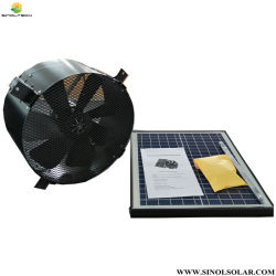 20W 14inch Gable Ventilateur solaire montage Grenier (SN2015011)