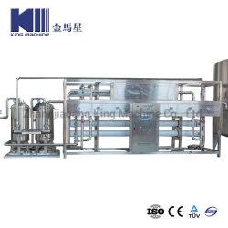 Zhangjiagangの自動産業飲む純粋な天然水ROの逆浸透水フィルター水処理のPurifucationシステム浄化プラント