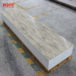 Oppervlakte van de Oppervlakte van het polymeer de Stevige Zuivere Acryl Houten Stevige