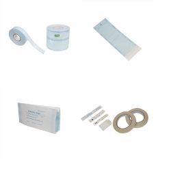 Sacchetto piano della bobina di sterilizzazione dentale a gettare medica per vapore
