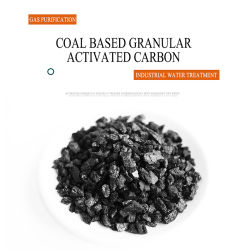 O carvão ativado para Carbono eras de esgotos industriais de gás de tratamento de água de purificação do Filtro de Ar
