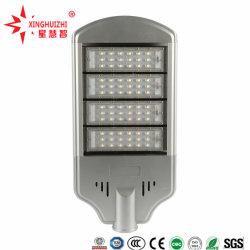 Integrierte im FreienIP65 imprägniern Druckguß allen in einer LED-Solarstraßenlaterne mit PV-Baugruppen-Sonnenkollektor und Batterie