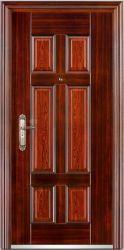 Segurança com certificação CE /painel cobre/painel de alumínio/ Armored Porta de estilo chinês clássico