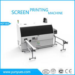 Stampatrice matrice per serigrafia automatica//stampante /Press per la bottiglia di vetro/bottiglia o tazza o vaso di plastica