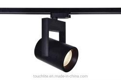 30W LED liga de alumínio via luz pode ser recuada para luz de hotel