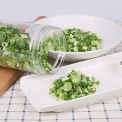 乾燥されたアサツキの微粒の缶詰食品の野菜の青ネギのアサツキの薄片のための完全な価格