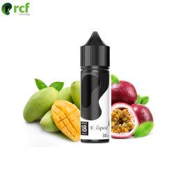 RCF 과일 에액상 합성 니코틴 - 솔트 망고 소극과일 향 주스