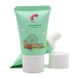 D30 tubo de cosméticos de plástico do tubo de assistência de mão