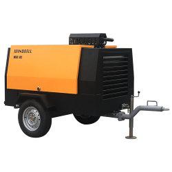 케냐의 모래 발파용 이동식 공기 압축기 12V
