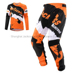 Melhor qualidade personalizado Moto off-road Jersey e camisetas Conjunto Motocross/Suits para piscina andar de engrenagem MX