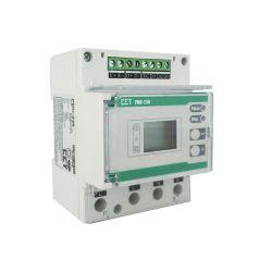 Misuratore multifunzione monofase per guida DIN PMC-230 per energia elettrica Misurazioni con tariffe LCD richieste massime