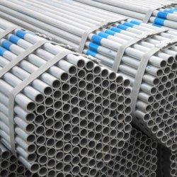 Reg carbono Tubo de acero galvanizado de cuerpos huecos/Soldado/Negro/Seamless/tubo redondo de acero inoxidable/tubo para andamios
