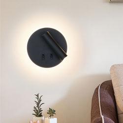Lampade da parete LED 3 W luce di lettura 7 W retroilluminazione lampada di lettura Hotel (WH-OR-229)