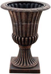 Potenciômetro de flores de plástico urn (KD KD29632961S-S)