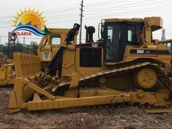 Используется оригинал в США компания Caterpillar трактор D6r-2 гусеничный бульдозер