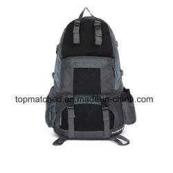 Commerce de gros PVC 600d 50L'alpiniste randonnée sac à dos Sac de sport de marque