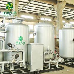 500Nm3/hr gerador de azoto PSA para Indústria Photovolatic do Sistema de Gás