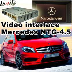 Автомобильная видео интерфейс для транспортирования Ntg 4,5 A B C E Glk Ml класса, Android задней системы навигации и 360 Panorama факультативного