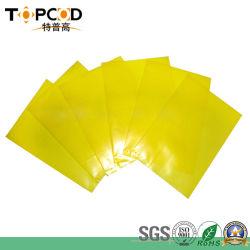 Желтый образующийся осадок закупорит трубки Vci пластиковую пленку мешок