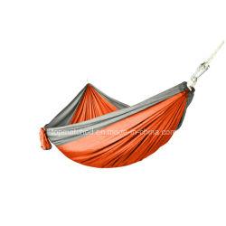 Охватывает гамак портативный 210t парашюта гамак Кемпинг