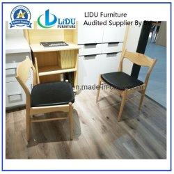 Restaurante Cadeira de Jantar Cadeira de jantar em madeira de carvalho de design em madeira maciça de madeira Presidente