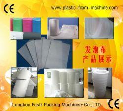 PE-Schaumplatte Produktionslinie für die Herstellung von Strandmatte, Alumnimu Folie klare Prägung